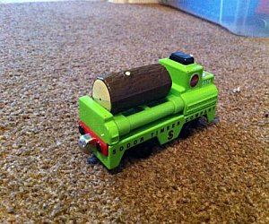 Take Along Sodor log loader by LC