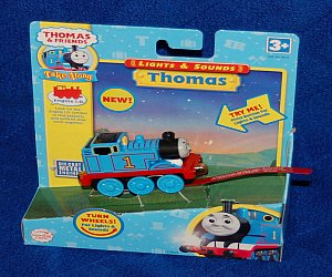 Learning Curve diecast Thomas Lights and Sounds