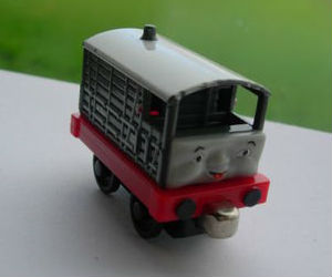 Take Along Toad diecast vehicle