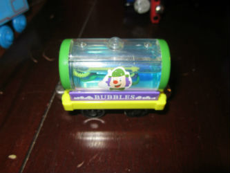 Fisher-Price Take-n-Play Bubbles Tanker