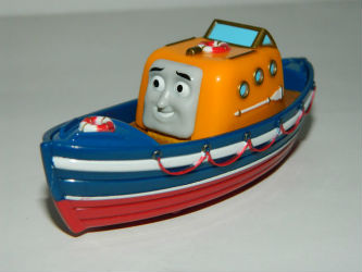 Fisher-Price Take-n-Play Captain T4198