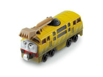 Fisher-Price Take-n-Play Diesel 10 R8853