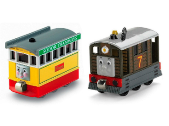 Fisher-Price Toby & Flora R9842