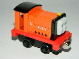 Fisher-Price Take-n-Play Rusty W3222
