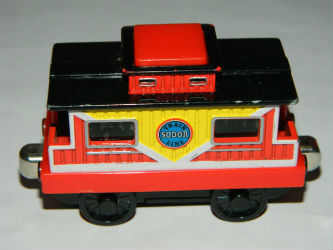 Fisher-Price Take-n-Play Sir Topham Hatt's Musical Caboose