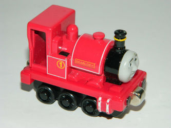 Fisher-Price Take-n-Play Skarloey V1296