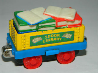 Fisher-Price Take-n-Play Storybook Car