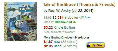 Order the Tale of the Brave book