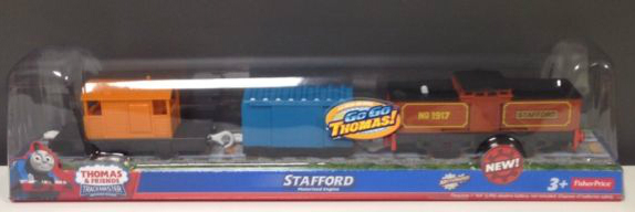 Stafford by Trackmaster Go Go Thomas!