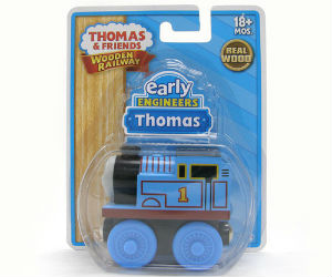 Thomas Wooden Railway - Early Engineers Thomas the Tank engine