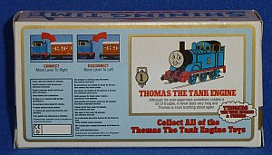 Thomas engine by Gold Rail Series