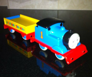 Thomas the tank from My First Thomas series
