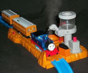 Thomas steam train set