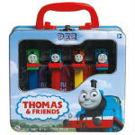 Thomas the Train Pez Collectors Tin Tote Set