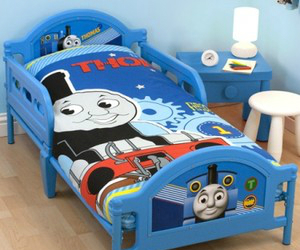 Beau Thomas The Train Toddler Bed