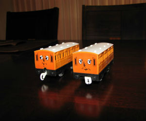 Thomas TrackMaster Annie