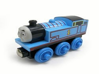 Thomas Wooden Railway - Thomas the Tank Engine
