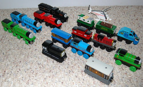 Thomas and Friends Wooden Railway Trains