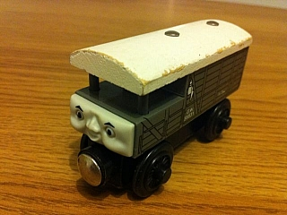 Thomas Wooden Railway – Toad Vehicle