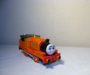 TOMY Billy battery powered trains