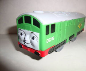 TOMY boco train engine
