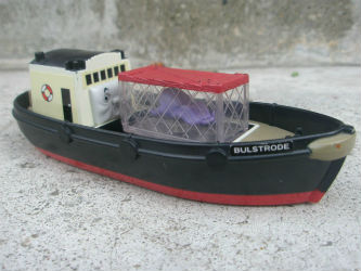 TOMY Bulstrode the barge