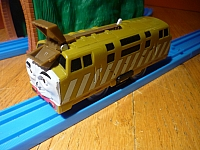 TOMY Diesel 10 engine