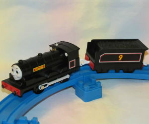 TOMY Donald battery powered trains