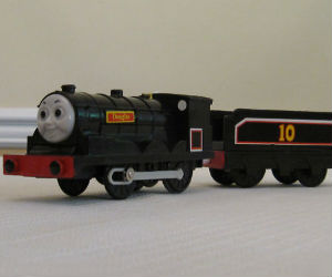 TOMY Douglas battery powered trains