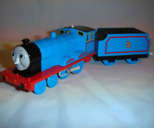 TOMY Edward battery powered trains