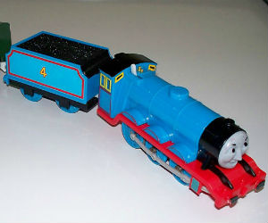 TOMY Gordon battery powered trains