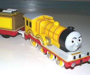 TOMY Molly battery powered trains