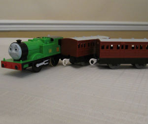 TOMY Oliver battery powered trains