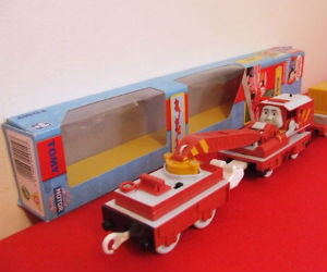 TOMY Rocky battery powered trains