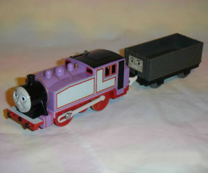 TOMY Rosie battery powered trains