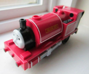 TOMY Skarloey battery powered trains