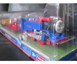 Trackmaster belle battery operated train