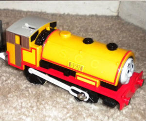 Trackmaster Ben battery operated train
