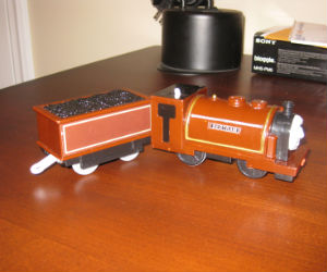 Trackmaster bertram batttery operated train
