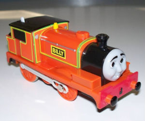 Trackmaster Billy battery operated train
