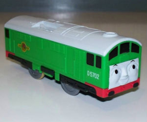 Trackmaster Boco Battery Operated Engine