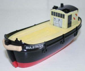 Trackmaster Bulstrode the barge