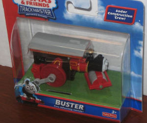 Trackmaster Buster Sodor Construction Crew