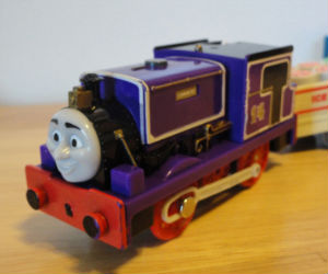 Trackmaster Charlie battery operated train