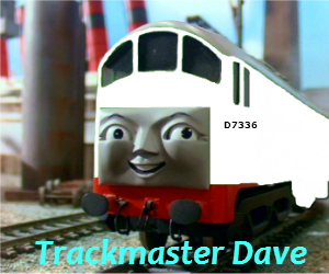 Meet Trackmaster Dave from Sodor