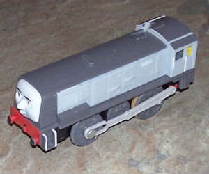 Trackmaster Dennis battery operated train