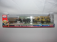 Trackmaster Diesel 10 Takes Charge