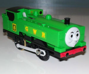 Trackmaster Duck battery operated train