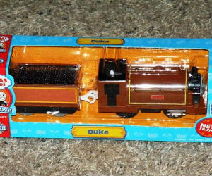 Trackmaster Duke battery operated train