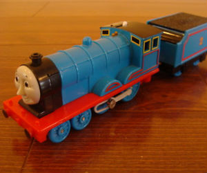 Trackmaster Edward battery operated trains